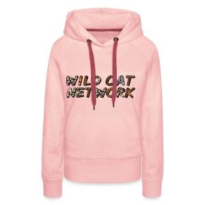 WildCatNetwork 1 - Frauen Premium Hoodie
