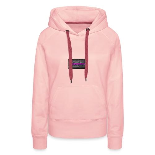 JohnDavidShop - Sweat-shirt à capuche Premium pour femmes