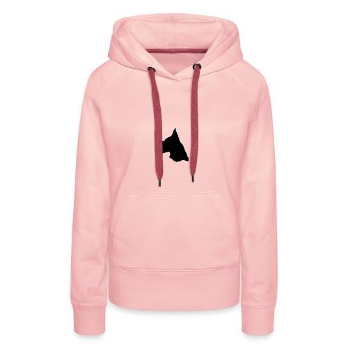 Logo Herder - Vrouwen Premium hoodie