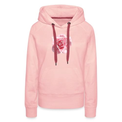 Rose Logo - Women's Premium Hoodie