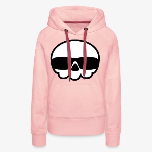 Arragash Skull - Frauen Premium Hoodie