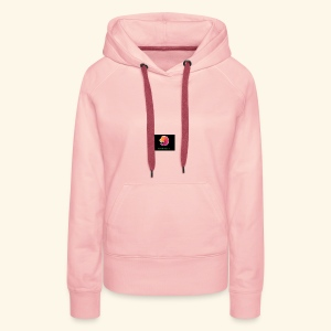 The Red Boss Rayan123dit - Sweat-shirt à capuche Premium pour femmes