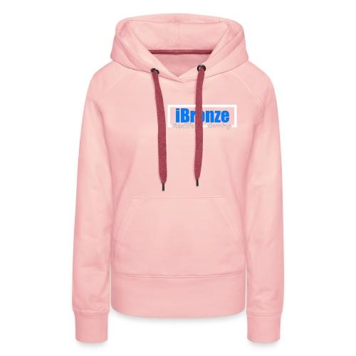 iBronze - Frauen Premium Hoodie