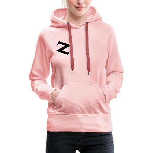 Zenix Offizielles Logo - Frauen Premium Hoodie