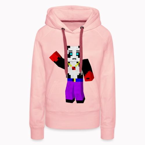 Waving PLAYLOCK1 Shirt - Women's Premium Hoodie
