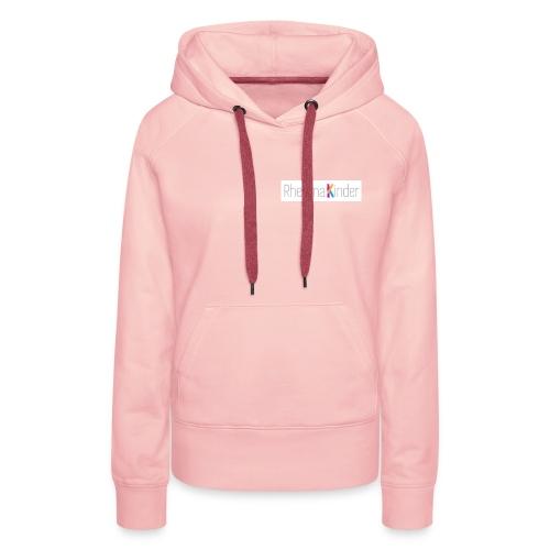 RheumaKinderLogoEinfach - Frauen Premium Hoodie
