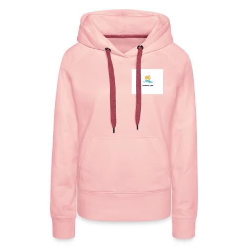 Summer time Collection - Frauen Premium Hoodie