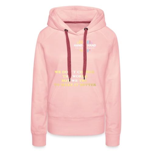 shirts Mitglieder shirtnator - Frauen Premium Hoodie