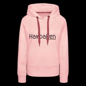 Hambaken Plasmatic Regular - Vrouwen Premium hoodie