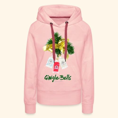 GINgle Bells - Frauen Premium Hoodie