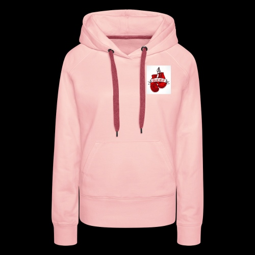 the boxing one - Women's Premium Hoodie