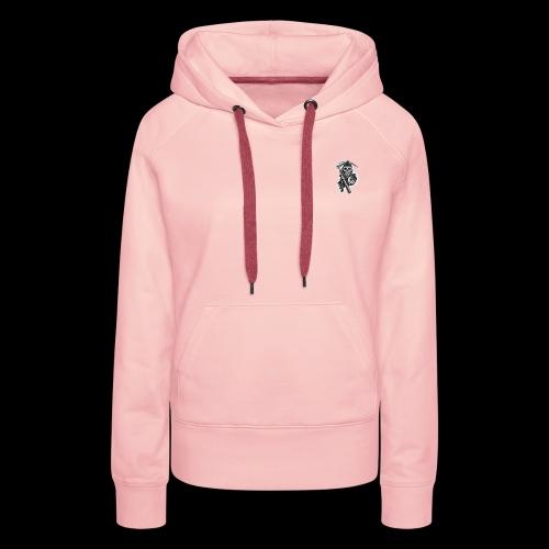 Team MultiGaming - Sweat-shirt à capuche Premium pour femmes
