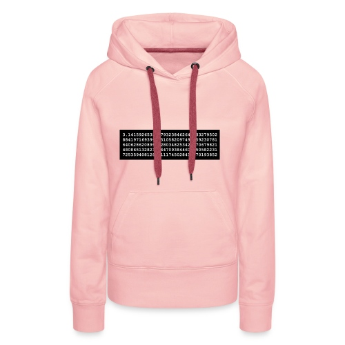 pi 1338542 - Frauen Premium Hoodie