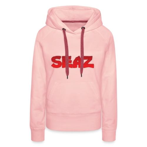 SEAZ - Sweat-shirt à capuche Premium pour femmes