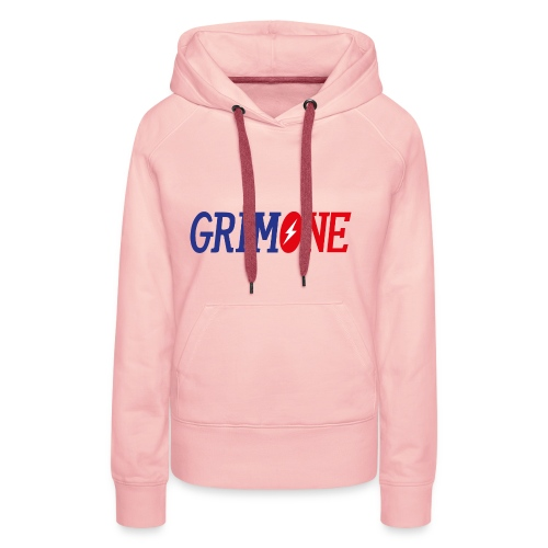 GRIMONE Logo - Frauen Premium Hoodie