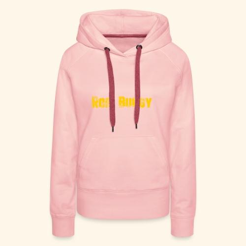LOgo! Original YL - Sweat-shirt à capuche Premium pour femmes