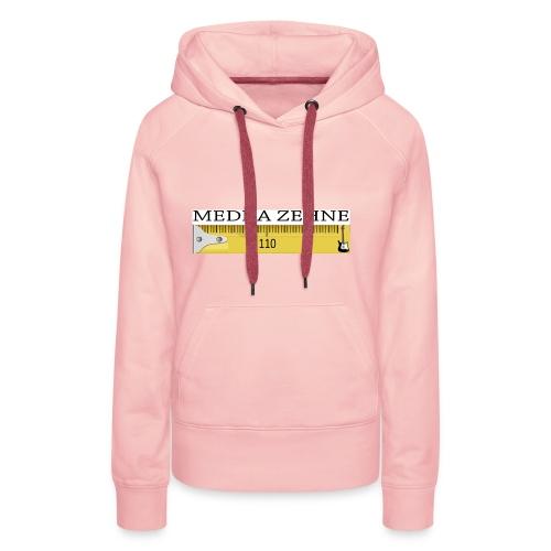 MEDDA ZEHNE - Frauen Premium Hoodie
