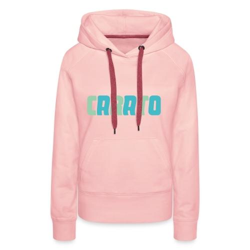 carato - Frauen Premium Hoodie