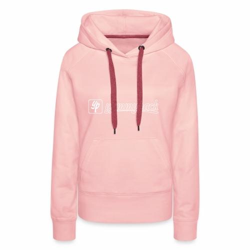 yummypack_LOGO_Outline - Frauen Premium Hoodie