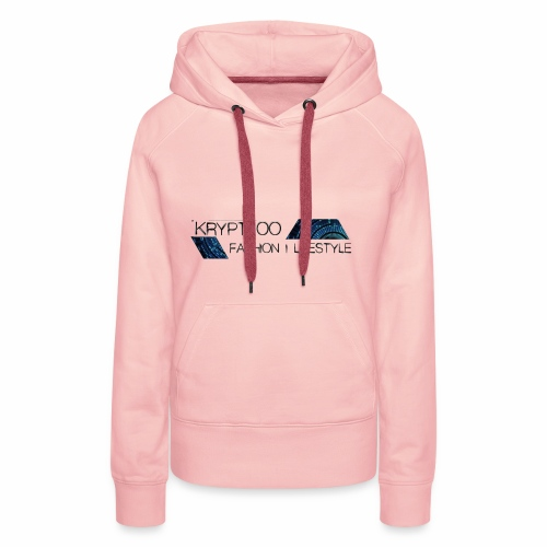 KRYPT OO - FASHION - FOR WOMAN - Frauen Premium Hoodie