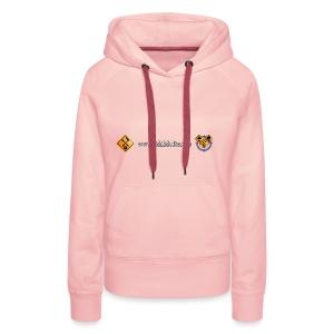 www.M1Molter.de - Frauen Premium Hoodie