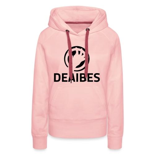 deaibes - Dame Premium hættetrøje