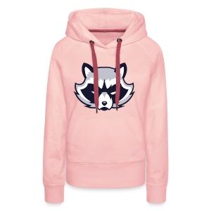 FACE - Vrouwen Premium hoodie