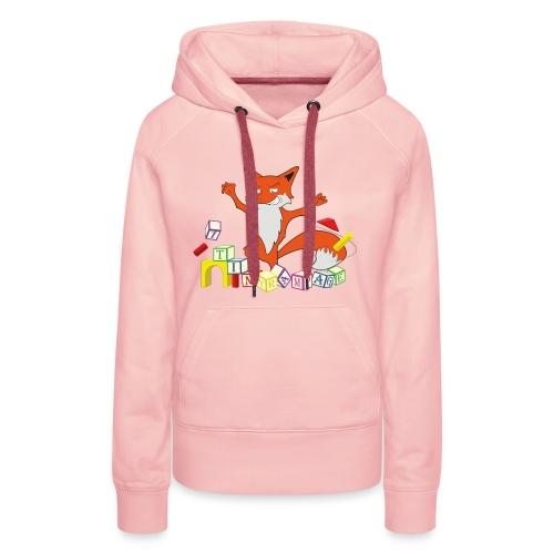 Tiny Rampage - Vrouwen Premium hoodie