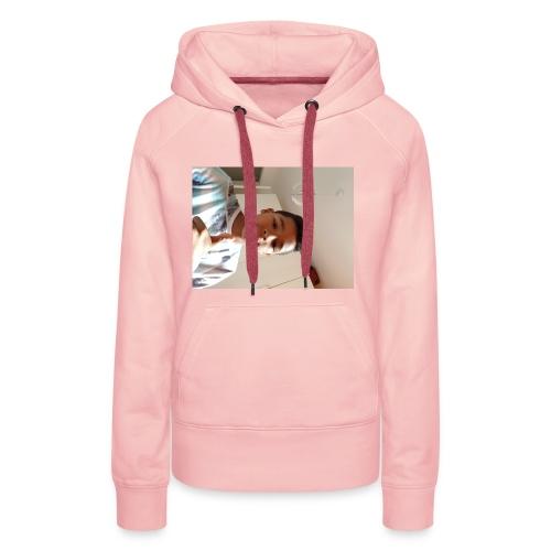Renanblacke - Frauen Premium Hoodie