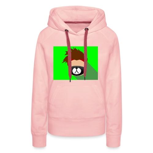 JazzyDexunut shop - Women's Premium Hoodie