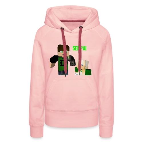 Senpai marcus - Women's Premium Hoodie