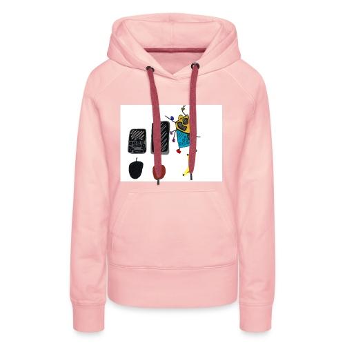 IMG_1019 - Women's Premium Hoodie