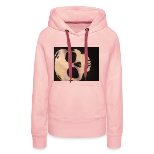 Skilette Marke - Frauen Premium Hoodie