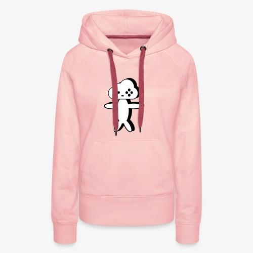 Goa Figur - Frauen Premium Hoodie