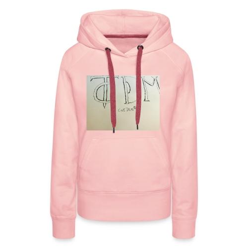 CT DM - Frauen Premium Hoodie