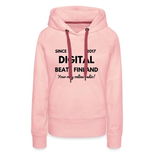 SINCE 2017 Digital Beats Finland - Women's Premium Hoodie