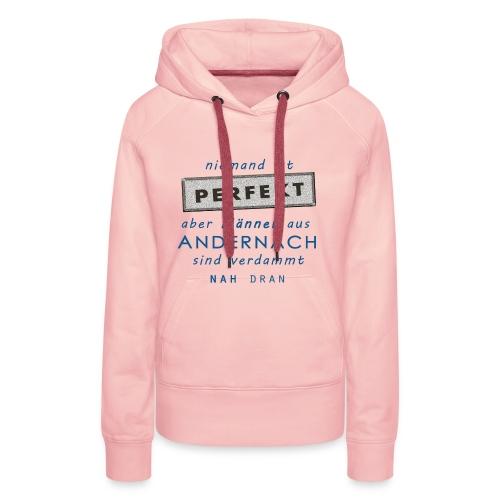 MÄNNER aus Andernach - Frauen Premium Hoodie