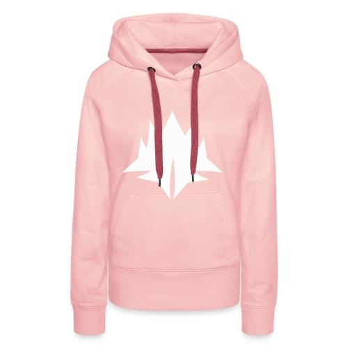 deserm logo - Vrouwen Premium hoodie