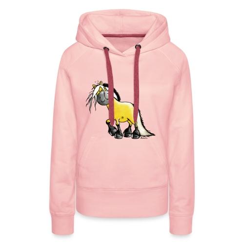 fjord_horse - Frauen Premium Hoodie