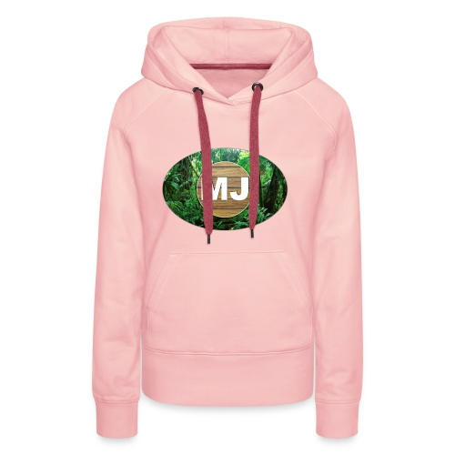 MrJuls Logo - Frauen Premium Hoodie