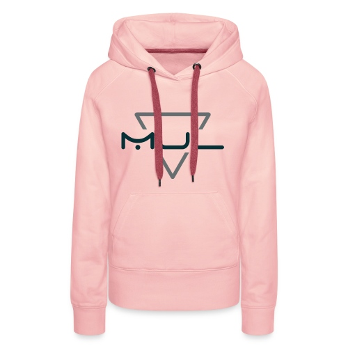 MJL (Black Logo) - Frauen Premium Hoodie