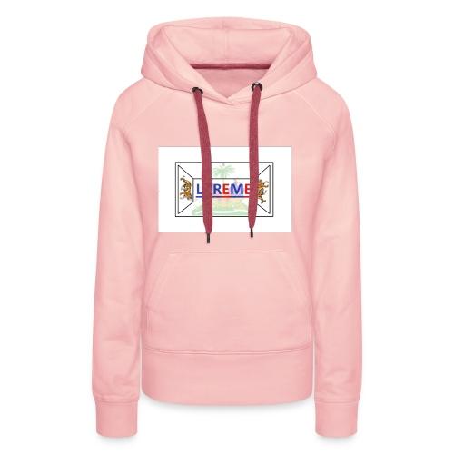 Larème the best - Sweat-shirt à capuche Premium pour femmes