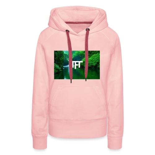 TheFlexTerms Jungle Logo - Vrouwen Premium hoodie