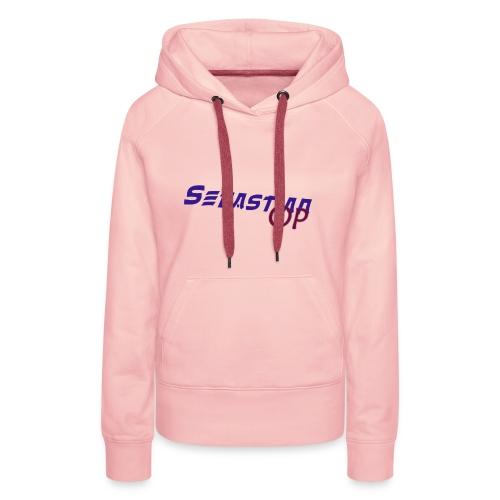 t-skjorte: SebastianOP - Premium hettegenser for kvinner