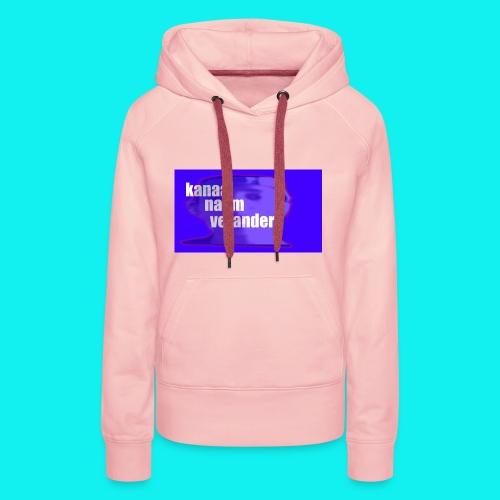 jordy shirt - Vrouwen Premium hoodie