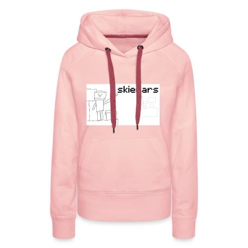 SKIEWARS - Vrouwen Premium hoodie