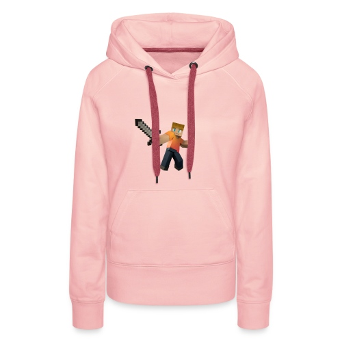 Fighter - Women's Premium Hoodie