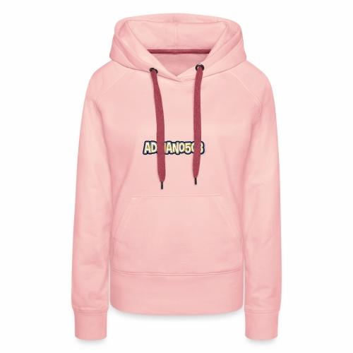 Adrian0508 standert Logo - Frauen Premium Hoodie