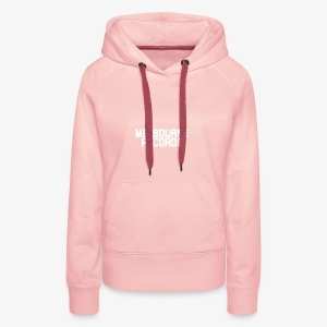 Melbourne Records - Women's Premium Hoodie