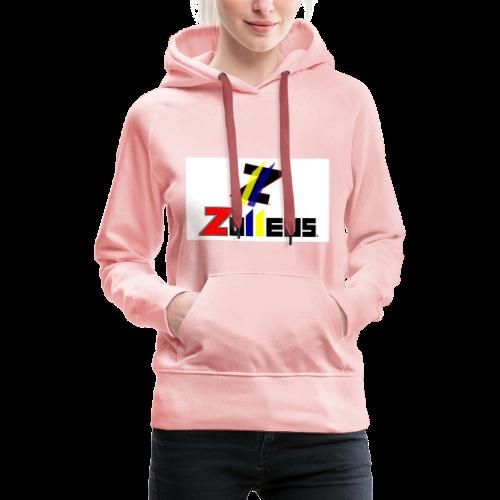 Zulleus LOGO - Frauen Premium Hoodie